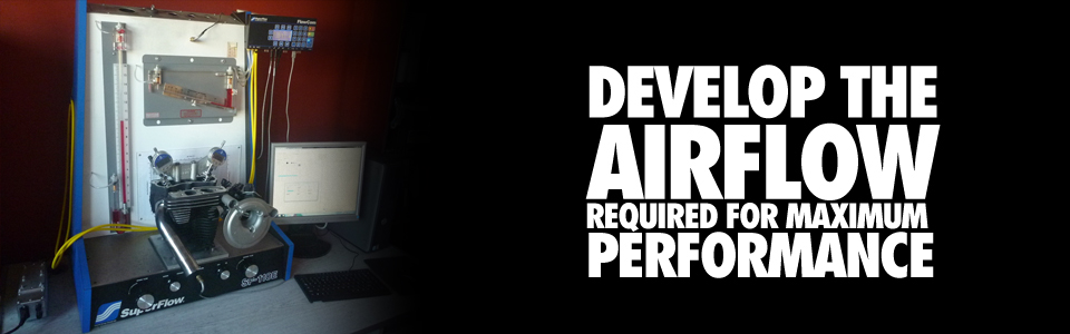 Develop the Airflow required for maximum performance