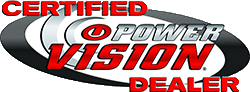 Power Vision Dealer logo
